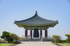 Korean Friendship Bell Royalty Free Stock Image