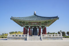 Korean Friendship Bell Royalty Free Stock Photo