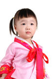 Korean girl Royalty Free Stock Photo