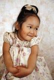 Korean girl Royalty Free Stock Photos