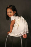 Korean girl Stock Photography