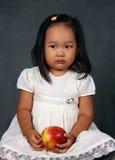 Korean girl Royalty Free Stock Images