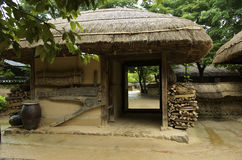 Free Korean Home Stock Photography - 4378622