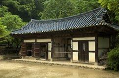Korean home Stock Photography