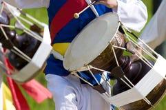 Korean Janggu Drum Stock Image