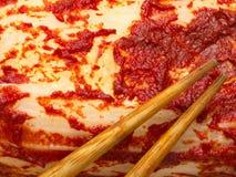 Korean kimchi Stock Photos