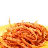 Korean Kimchi Stock Image