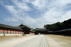 Korean landscape Royalty Free Stock Image