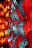 Korean lanterns Stock Photos