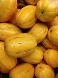 Korean Melon Stock Photography
