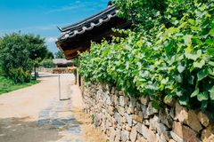 Asan Oeam Folk Village, Korean traditional house