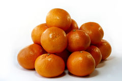 Korean Oranges stock photography