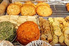 Korean pancake Stock Image