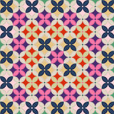 Korean patchwork wrapping cloth pattern Royalty Free Stock Image