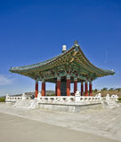 Korean Pavillon Royalty Free Stock Image