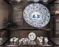 Korean Porcelain Stock Photo