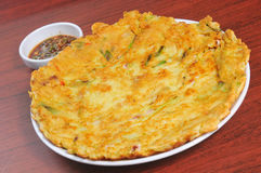Korean potato cake Royalty Free Stock Image