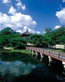 Korean Relic royalty free stock photography