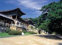 Korean Relic Royalty Free Stock Photos