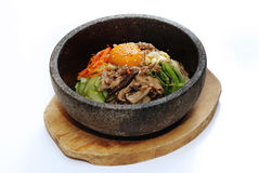 Korean rice Royalty Free Stock Photography
