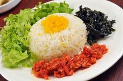 Korean rice Royalty Free Stock Photos