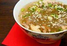 Korean Soup Stock Images