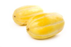 Korean Star melon Royalty Free Stock Image
