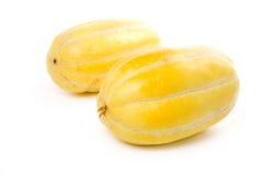 Korean Star melon royalty free stock image