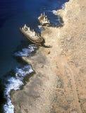 Korean Star  ship wreck on the ,Western Australia coast. Royalty Free Stock Photos