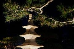 Korean Stone pagoda Royalty Free Stock Images