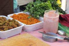 Korean street food Royalty Free Stock Photo