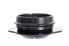 Korean style bowl Royalty Free Stock Images