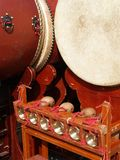 Korean Taiko Drums, Seoul Stock Photography