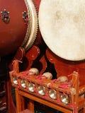Korean Taiko Drums, Seoul Stock Photography