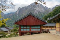 Korean temple Stock Photography