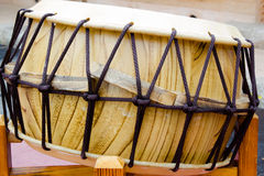 Korean traditional drum Stock Photography