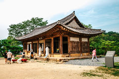 Cheongpung Cultural Heritage Complex, Korean traditional house in Jecheon