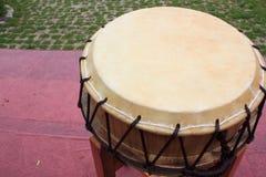 Korean traditional drum Stock Photography