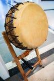 Korean traditional drum Stock Images