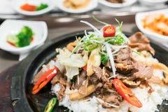 .Korean traditional food. Korean traditional food royalty free stock photo