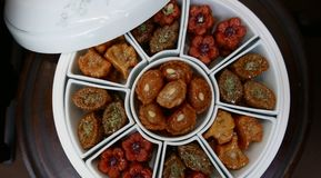 Korean Traditional Food Stock Photos