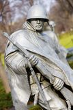 Korean War Memorial Stock Image