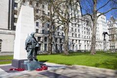 Korean War Memorial in London Royalty Free Stock Photos