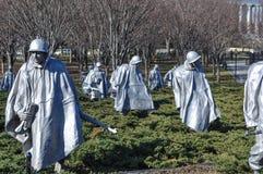 Korean War Memorial Royalty Free Stock Images