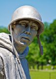 Korean War Monument Royalty Free Stock Image