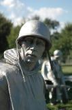 The Korean War Veterans Memorial Royalty Free Stock Photo