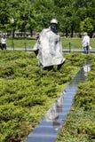 Korean War Veterans Memorial Stock Images