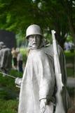 Korean War Veterans Memorial in Washington DC, USA Royalty Free Stock Photos