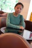 Korean woman Royalty Free Stock Image