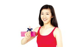 Korean woman Stock Image